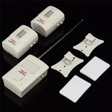 Wireless Alarm PIR Motion Sensor detector Safety Alert for Home Security Alarm