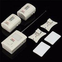 Draadloze Alarm PIR Motion Sensor detector Veiligheid Alert voor Home Security Alarm systemen met Nachtlampje Welkom apparaat-in Sensor en detector van Veiligheid en bescherming op