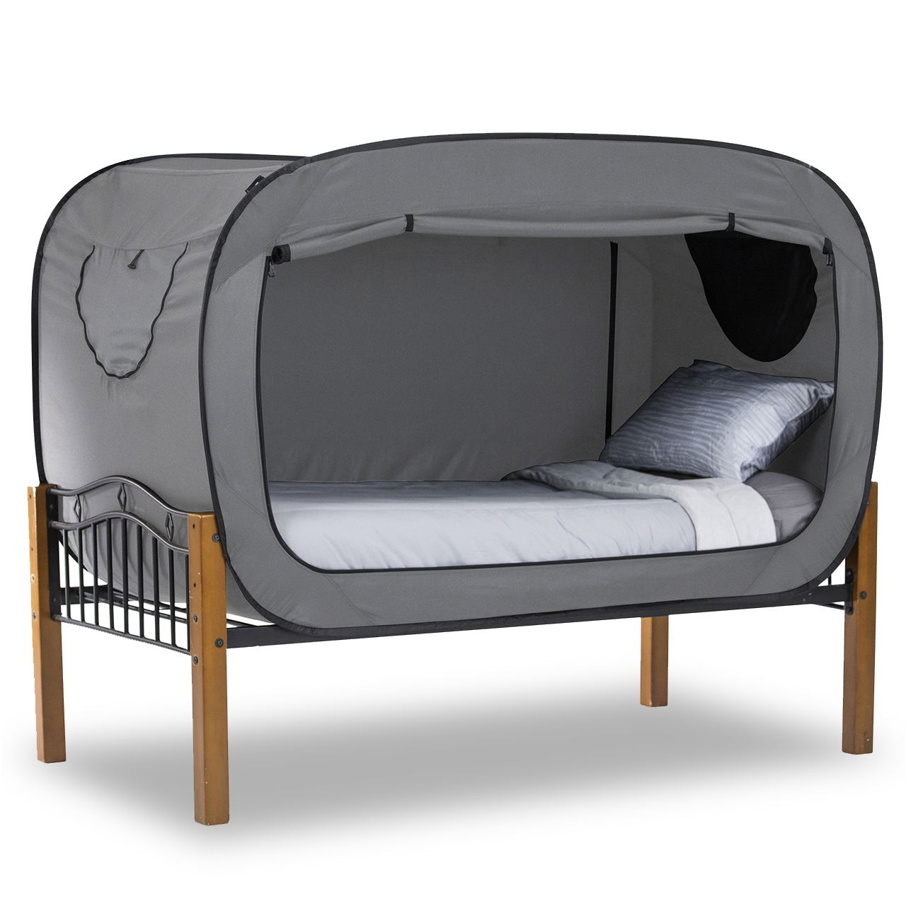 2019 New Foldable Four Seasons Quick Open Camping Tents Dormitory Privacy Bed  Ventilation  Bunk Insulation Tent Beach Tent