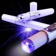 Mini Portable Blue Light Acne Scars Removal Soft Laser Pen Skin Foryngelse Device Treatment Anti-Aging