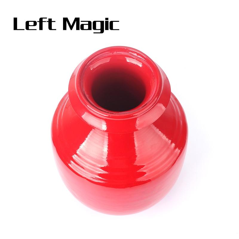 Eau sans fin de bouteille tours de magie eau apparaissant de bouteille vide scène magique accessoires accessoires comédie Illusion - 4