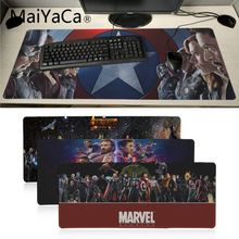 MaiYaCa boy gift marvelous movie gamer play mats gaming Mousepad Professional computer player Keyboard table Mat mouse pad