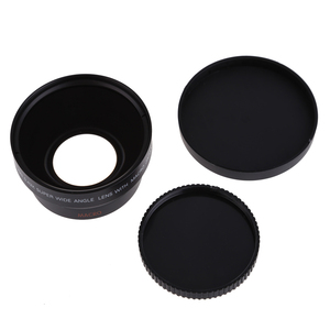 Image 4 - 67mm Digital High Definition พร้อมเลนส์มาโครสำหรับ Canon Rebel T5i T4i T3i สำหรับ nikon 18 105