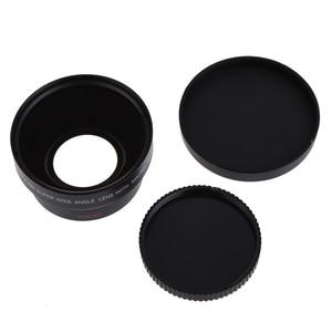 Image 4 - 67mm Digital High Definition Super Wide Angle Lens With Macro Japan Optics for Canon Rebel T5i T4i T3i for Nikon 18 105