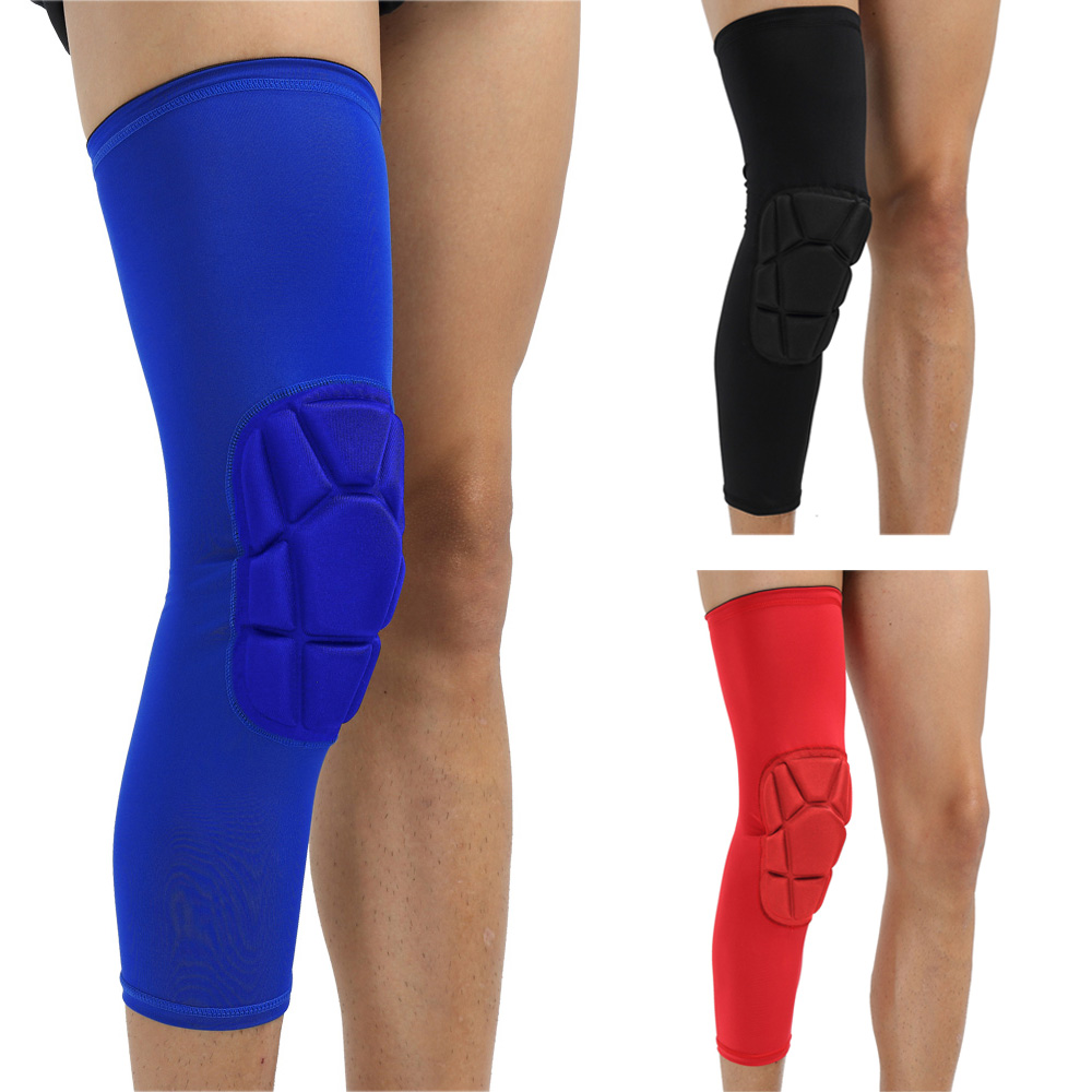 Sports Protection Knee Breathable Anti-collision Design Knee Sleeve Basketball LFSPR0054