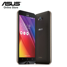 100% Original Asus Zenfone MAX ZC550KL 5000mAh 2GB 32GB Snapdragon MSM8916 Quad Core 5.5'' Dual SIM Android 13.0MP Mobile Phone