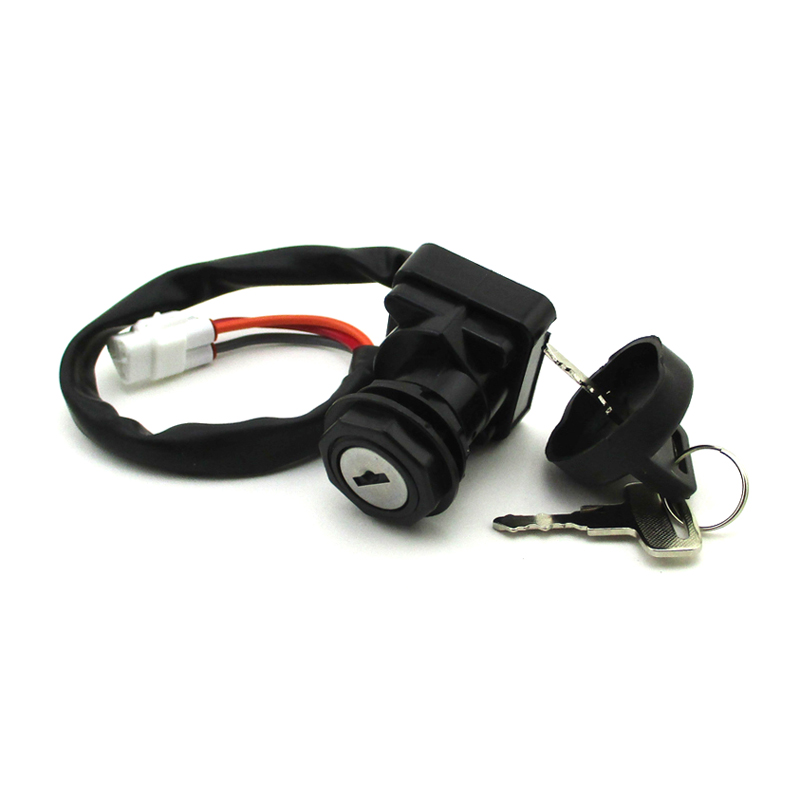 New Ignition Key Switch 2005-2008 LT-Z400 LTZ400