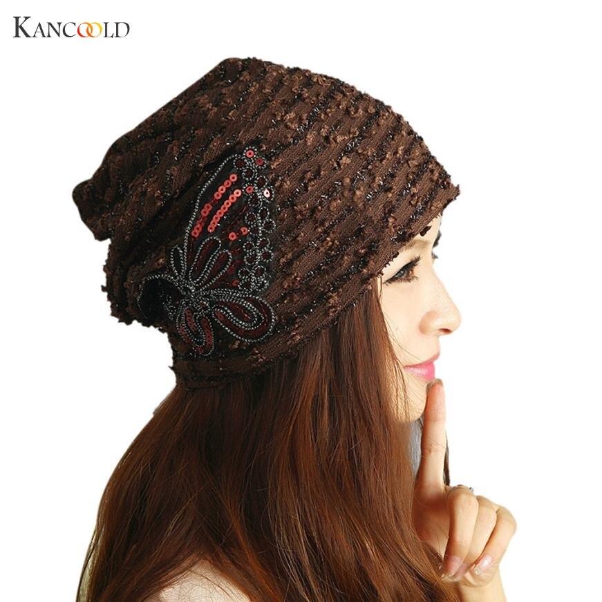 New Fashion Warm Baggy Knitted Hat Female Beanies Knit Skullies Bonnet Hats For Men Beanie Women 's Winter Hat Caps Beanies newD
