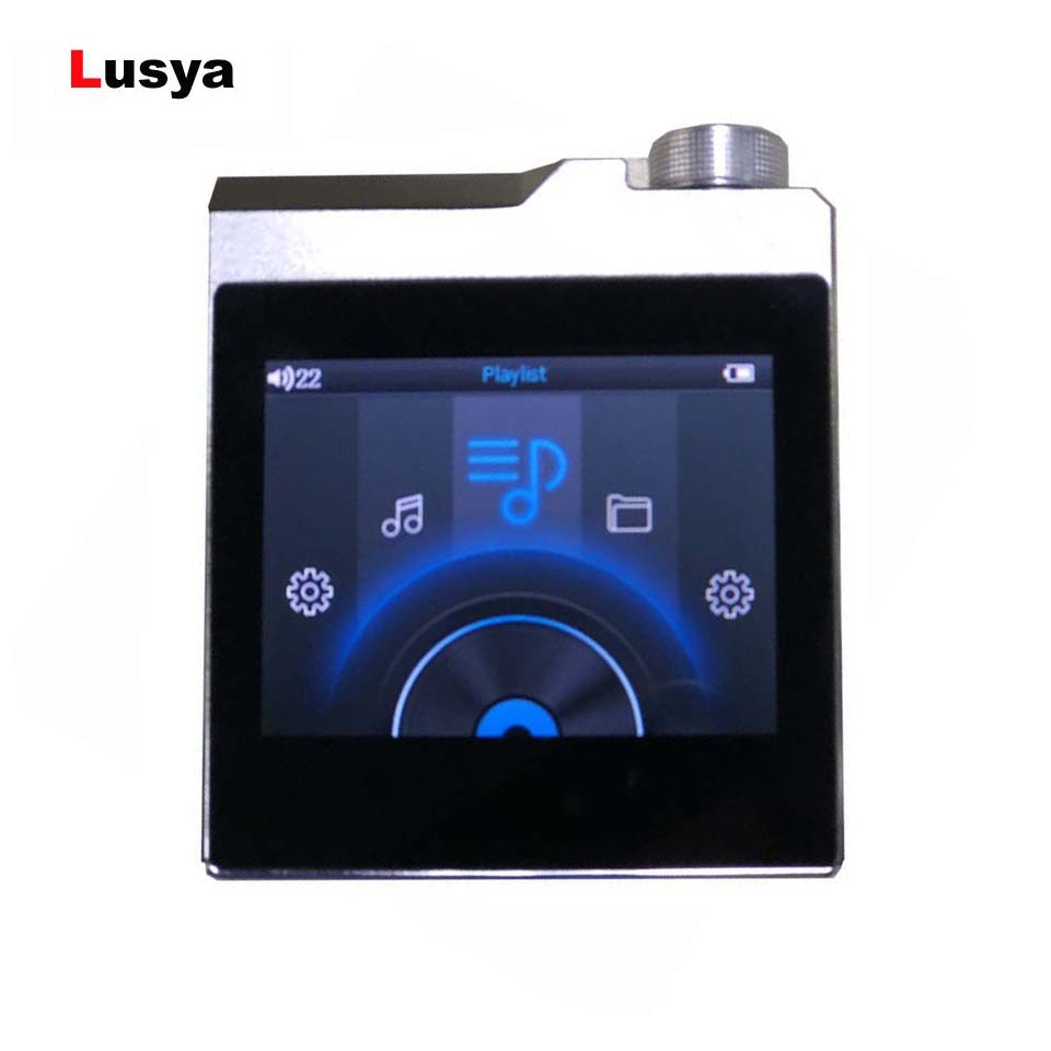 2 31 inch QNGEE X2 MP3 player Bluetooth 4 1 Lossless Music DIY MP3 HiFi Music