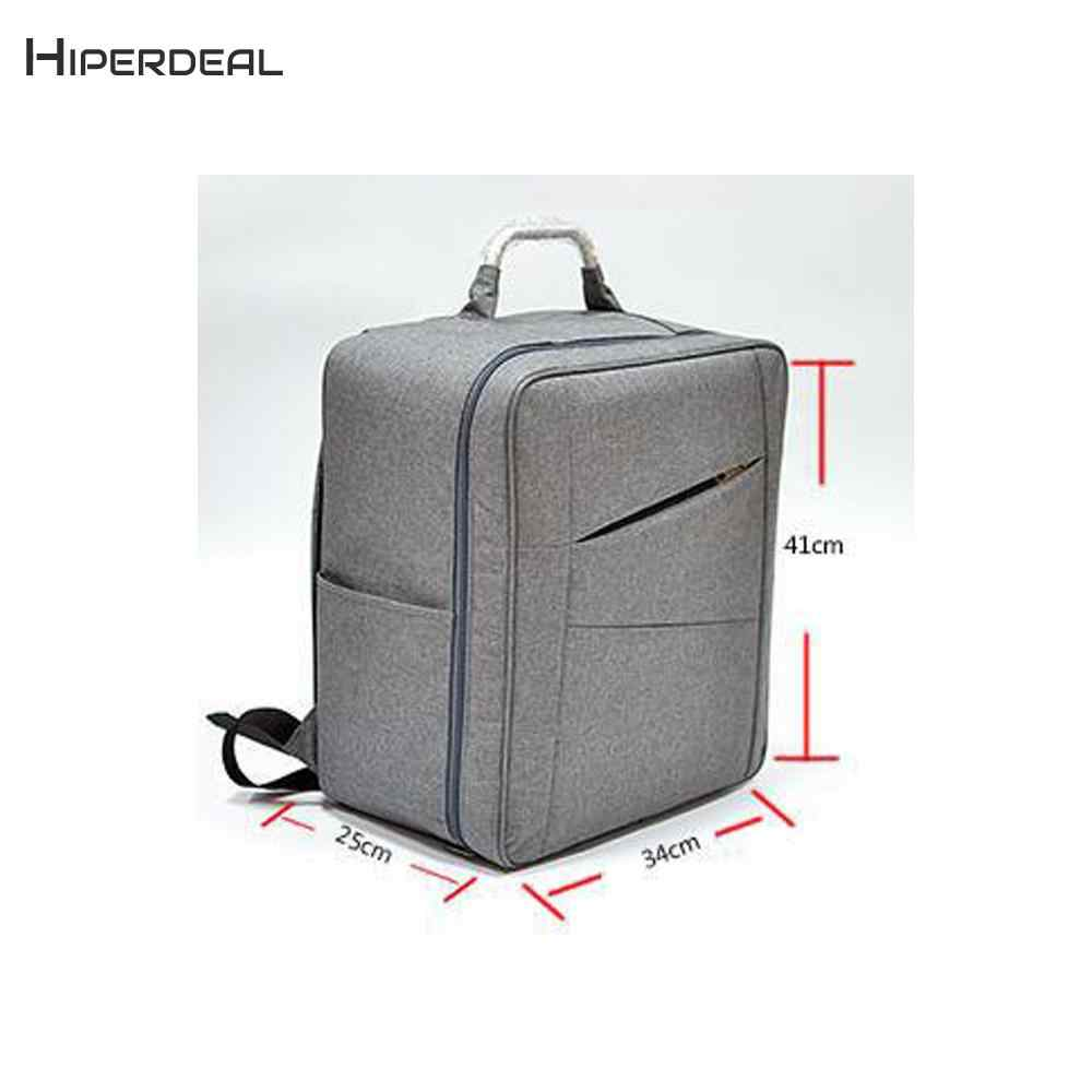 HIPERDEAL 2019 Backpack Carry Case For DJI Phantom 4 Professional/Advanced RC Drone Quadcopter Accessory BAY02