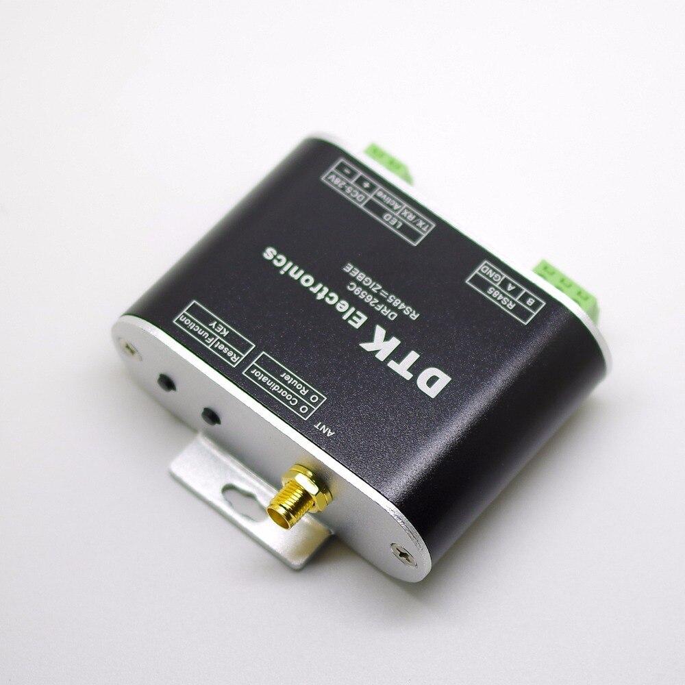 RS485 To ZigBee Wireless Module (1.6 Km Transmission, CC2630 Chip, Far Super CC2530)