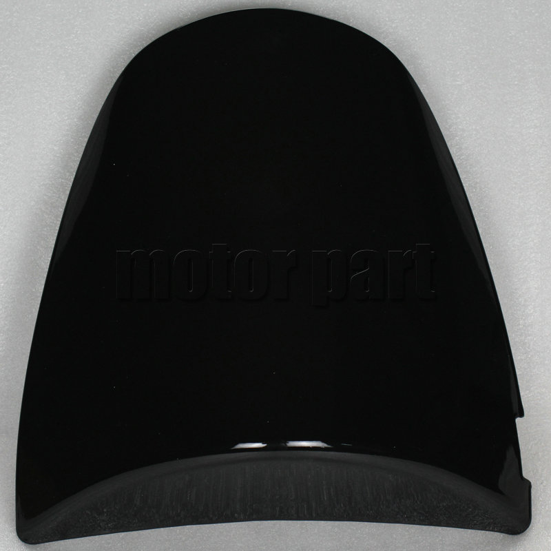 For Kawasaki ZX6R ZX 6R 2003 - 2004 / Z750 Z1000 Z 750 1000 2003 - 2006 Motorcycle Rear Passenger Seat Cover Cowl Black 05 06 масляный фильтр для мотоциклов 1 kawasaki zx750 zx 750 750 1987 1990