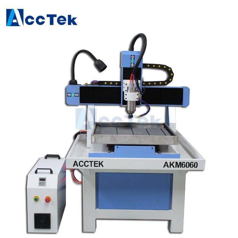 Machine de sculpture sur CNC en métal