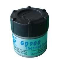 30g szary Nano GD900 zawierające srebro przewodność cieplna smar pasta silikonowa mieszanina do radiatora 6.0 W/M-K dla procesora