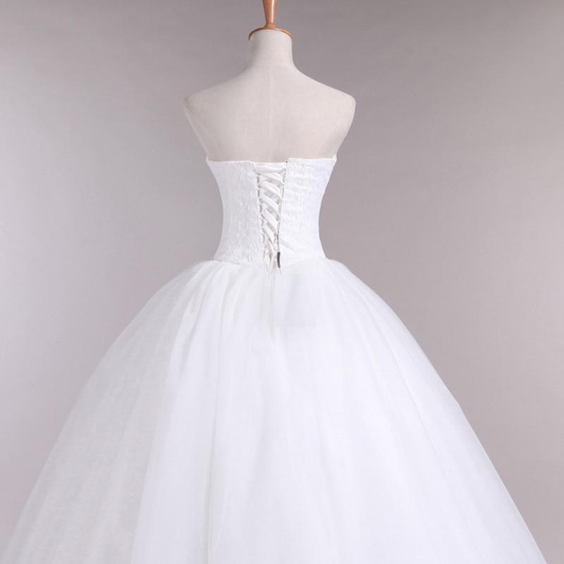 LAMYA Court Train Wedding Dress  Lace bridal dresses 4