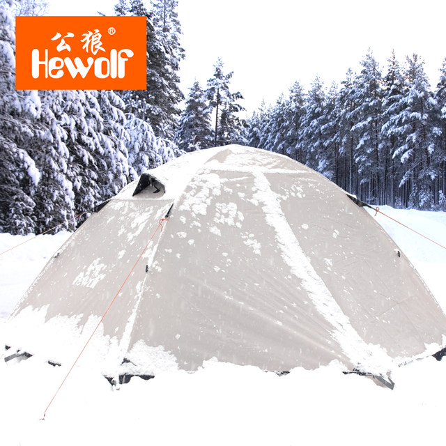 Good Quality Outdoor C&ing Tent Ultralight Gazebo Summer Sun Shelter Awning Tent Winter Tents Double Layer 2 Person 4 Season  sc 1 st  Aliexpress & Online Shop Good Quality Outdoor Camping Tent Ultralight Gazebo ...