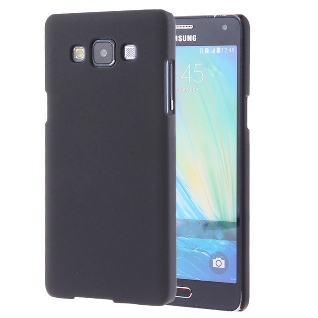 new style e851d a4b68 US $1.82 8% OFF|A3 A5 2015 Black Gel TPU Slim Soft Phone silicone Case Back  Cover For Samsung Galaxy A5 A500 A500F 2015 A3 a300f-in Fitted Cases from  ...