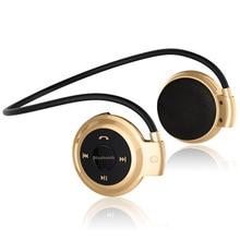 Mini 503 Stereo Bluetooth Headset Wireless Headphones Neckband neckband Stereo Mp3 TF Card Headphone,Sport FM Radio
