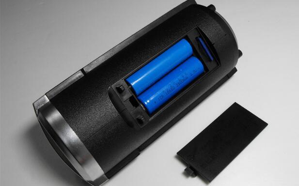 2018 2500 мАч настоящий сабвуфер динамик s Синий горный велосипед для аудио сабвуфера наружный литиевый аккумулятор для езды на велосипеде спортивный динамик - 5