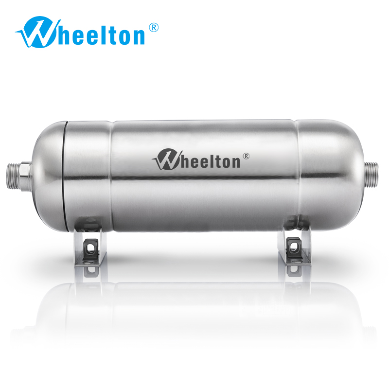 Wheelton CTO Water Purifier Pipeline water filter 2000L H SUS304 Improve Drinkable Water Large area touch