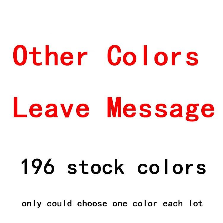 """[IuBuFiGo] 1/""""(6 мм) двусторонняя атласная лента для ручной работы сатин 100 ярдов/лот - Цвет: Other Color Leave No"""