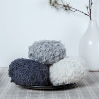 Handmade DIY Crocheting Accessories Manual Alpaca WOOL Baby Yarn Woolen Thread For Coat Knitting Scarf Hat