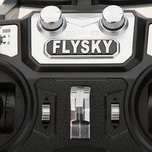 FlySky FS-i6 2.4 Г 2А AFHDS 6-КАНАЛЬНЫЙ RC Передатчик + Модернизированный FS-iA6B Приемник