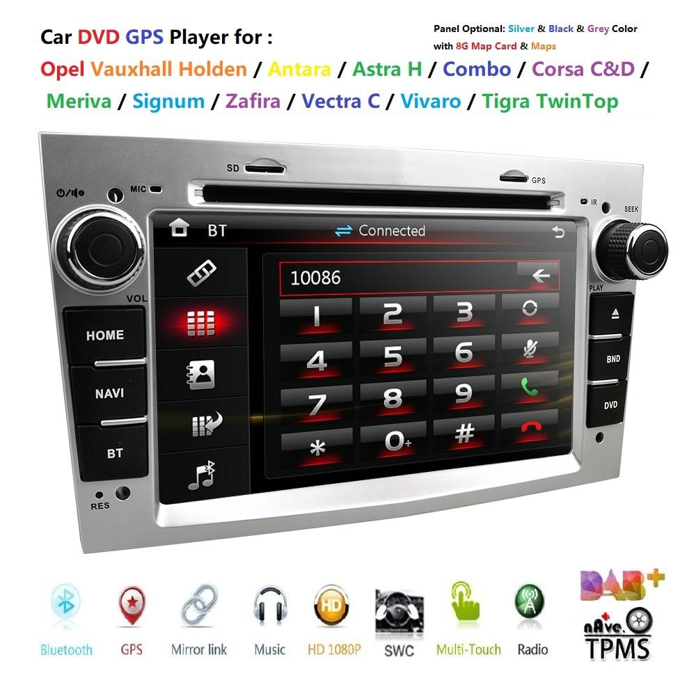 Autoradio 7 pouces Double Din dans le tableau de bord pour Opel Vauxhall Corsa Vectra Astra GPS Navigation lecteur DVD lien miroir DAB + TPMSAutoradio 7 pouces Double Din dans le tableau de bord pour Opel Vauxhall Corsa Vectra Astra GPS Navigation lecteur DVD lien miroir DAB + TPMS
