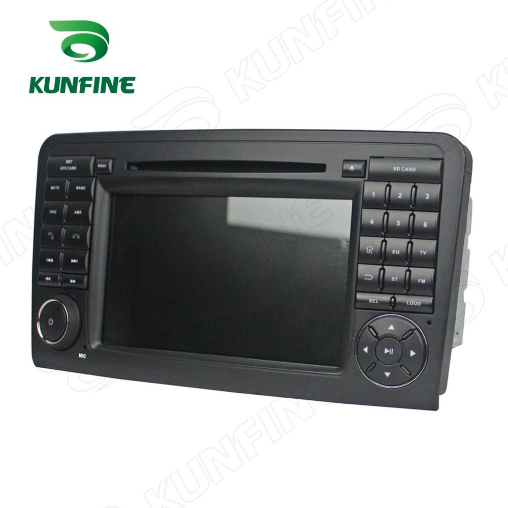 Car dvd GPS Navigation player for BENZ ML Class w164C