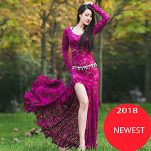 Women Belly Dance Costume Oriental Dancing Clothing for Women belly dan