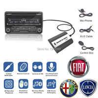 DOXINGYE USB AUX Bluetooth adaptador de música Digital de coche Cd cambiador adaptador de coche reproductor MP3 para Fiat Alfa Romeo Lancia 8PIN interfaz