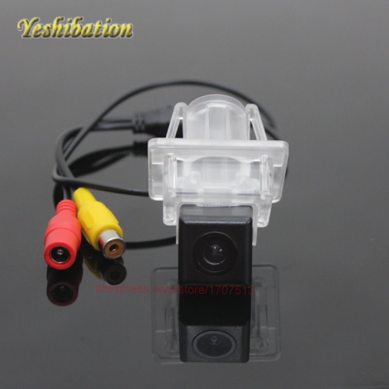 Car Rear Camera For Mercedes <font><b>Benz</b></font> <font><b>SLK</b></font> Class MB <font><b>R172</b></font> 2012~2015 Reverse Camera HD CCD Night Vision image