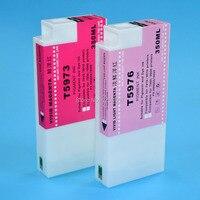 Impressora Jato de tinta Cartucho de Tinta compatível Para Epson Stylus PRO7890 350 ml cartuchos de tinta de pigmento