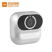 Original Xiaomi AI Camera F2.2 Free Angle Shooting Cam Magnetic adsorption Intelligent Gesture Recognition Selfie Mini Portable