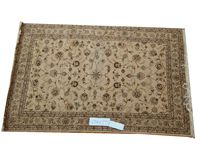 hand knotted Wool and Silk Oriental Persian Rug Handmade Persian Carpet 11 6x9gc157peryg9