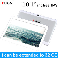 Original FUGN 10 Android Tablet PC 6 0 Smartphone Tablets Dual SIM WiFi Portable Smart TABLETS