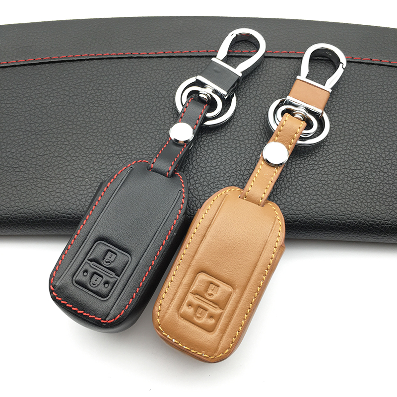 Hot sale Car Key Cover FOB Case for Suzuki Swift Wagon R Japan Monopoly Remote Control 2 Buttons Car Key Case protect shell