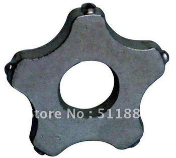 5 teeth NCCTEC Scarifier Cutter   43mm 1.7''  tungsten carbide cutters  43mm*16mm*6mm