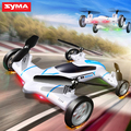 Syma X9 Quadcopter Flying Car Remote Control Drones Dron 360 Degree Eversion 4 Channel 6 Axis Gyro