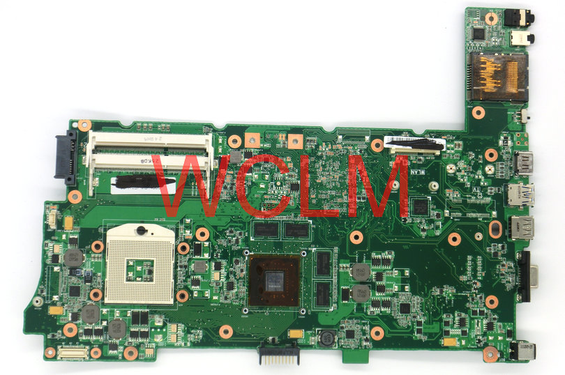 free shipping NEW brand original N73SM N73SV GT630M motherboard N73SV MAIN BOARD mainboard N13P-GL2-A2 Tested  notebook motherboard for samsung np550 np550p5c n13p gt a2 gt650m ba92 09094a ba41 01898a tested ok free shipping