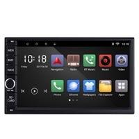 Android 6.0 Car Stereo 2 Din Quad Core Head Unit 7'' 1GB/2GB Car Radio Touch Screen Bluetooth Wifi AM/FM/RDS Car GPS Navigation