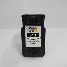 Vilaxh cl 513 color compatible ink cartridge for canon cl-513 For Canon PIXMA iP2700 iP2702 mp280 mx320 mx330 mx340