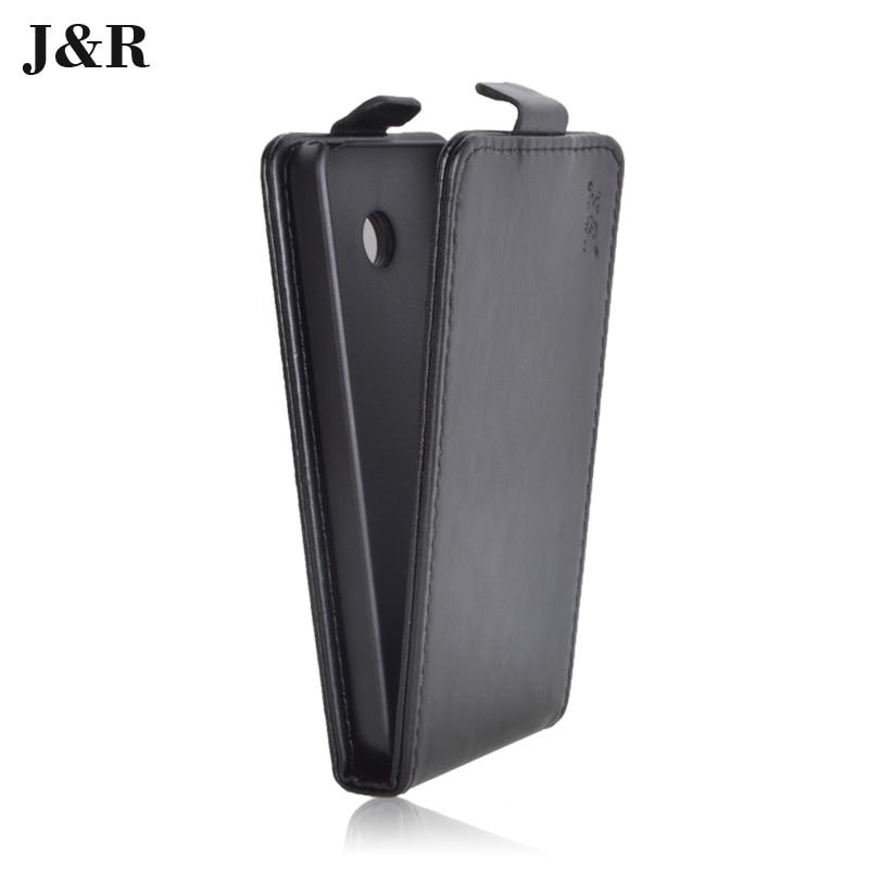 J&R Brand Hot Sale Promotion Leather Flip PU Leather Phone