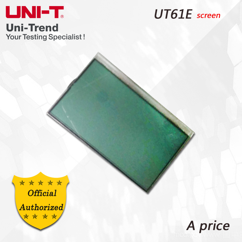 UNI-T UT61E dedicated LCD screen, LCD size 65mm*43 mmUNI-T UT61E dedicated LCD screen, LCD size 65mm*43 mm