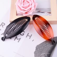 1Pc Fish Shape Hair Claw Clips Hair Styling Tools Banana Barrettes Hairpins Hair Accessories For Women Hair Clips Clamp 3 Size