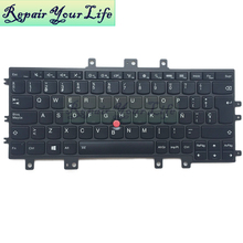 цена на Repair You Life Laptop Keyboard P/NO. SN20E75234 For Lenovo For Thinkpad Helix 2 20CH 20GH Gen 2 SP spain layout