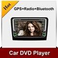 2 din 8 polegadas Para SKODA Rápidos tapetes do carro dvd player com GPS tela de toque, controle de volante, estéreo, rádio, usb, BT