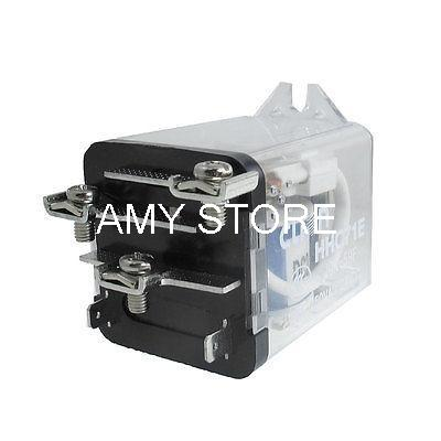 цена на JQX-59F-1Z JQX-80F-1Z DC 24V 12VDC 110VAC 220VAC 80A 5 Pin Electromagnetic Power Relay SPDT 1 NO 1 NC