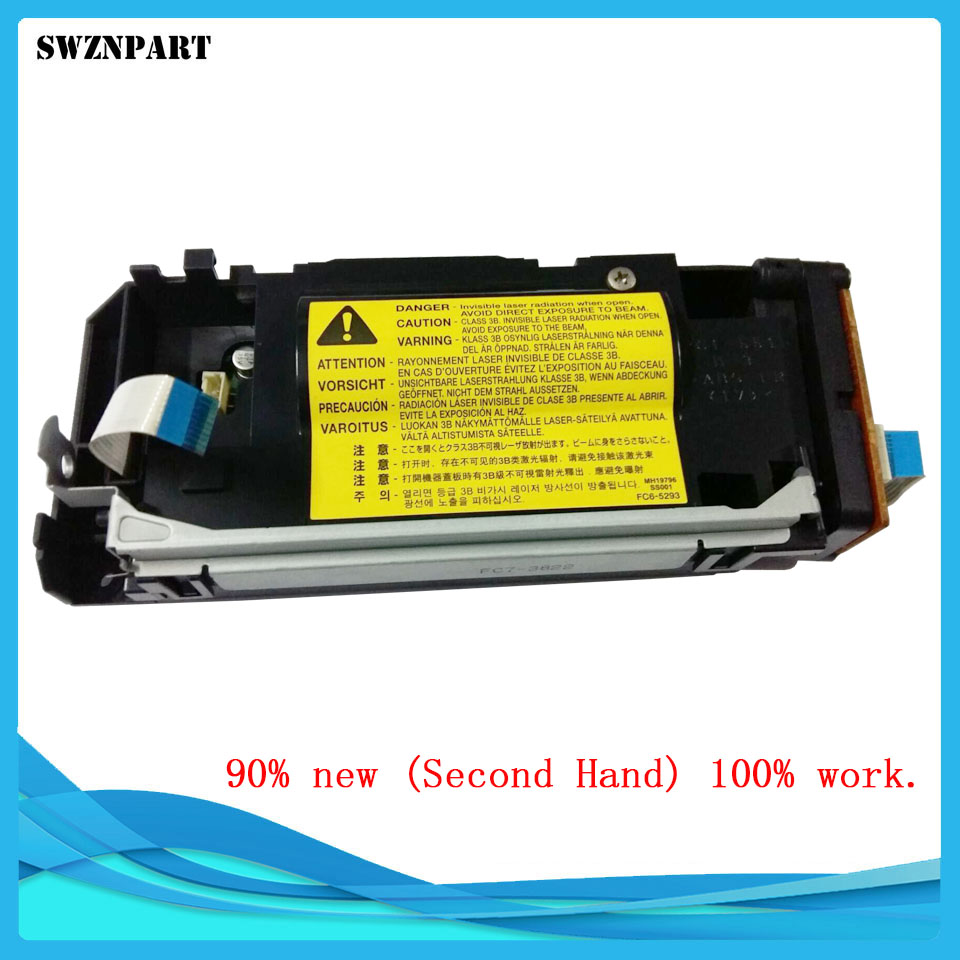 LSU Unit Laser Head For HP LaserJet 1010 1012 1015 3020 3030 3015 RM1-0171 RM1-0624-000 RM1-0171-000CN fuser unit fixing unit fuser assembly for hp 1010 1012 1015 rm1 0649 000cn rm1 0660 000cn rm1 0661 000cn 110 rm1 0661 040cn 220v