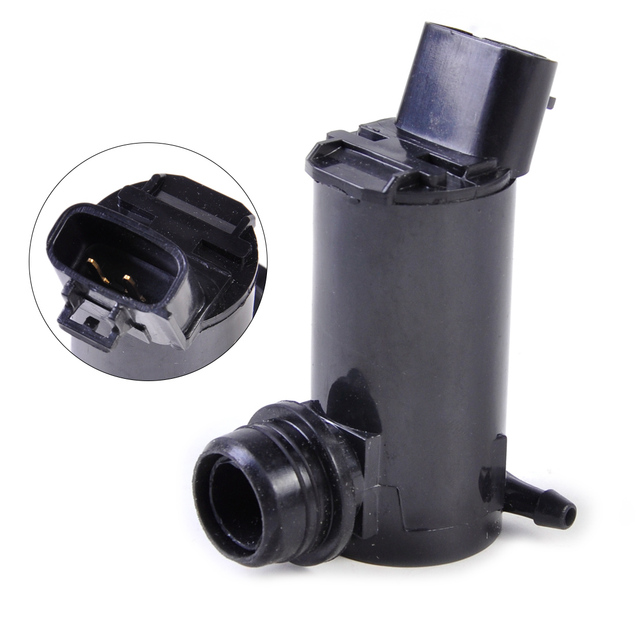 CITALL Windshield Washer Pump Motor 85330-12340 85330AA010 85310-20190 Fit  for Toyota Camry